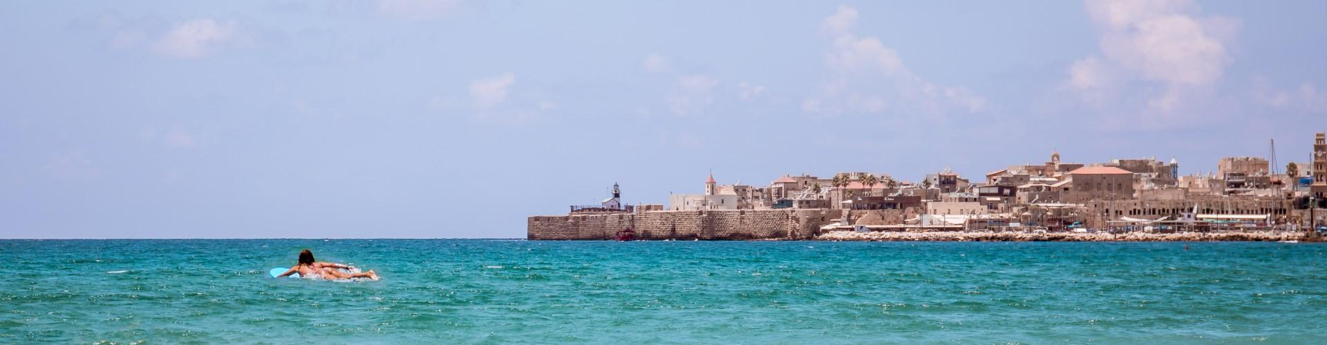 מבצעים ודילים לעכו - מלון חוף התמרים עכו