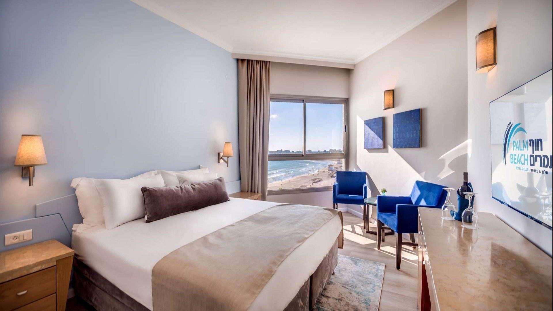 מלון בעכו על הים